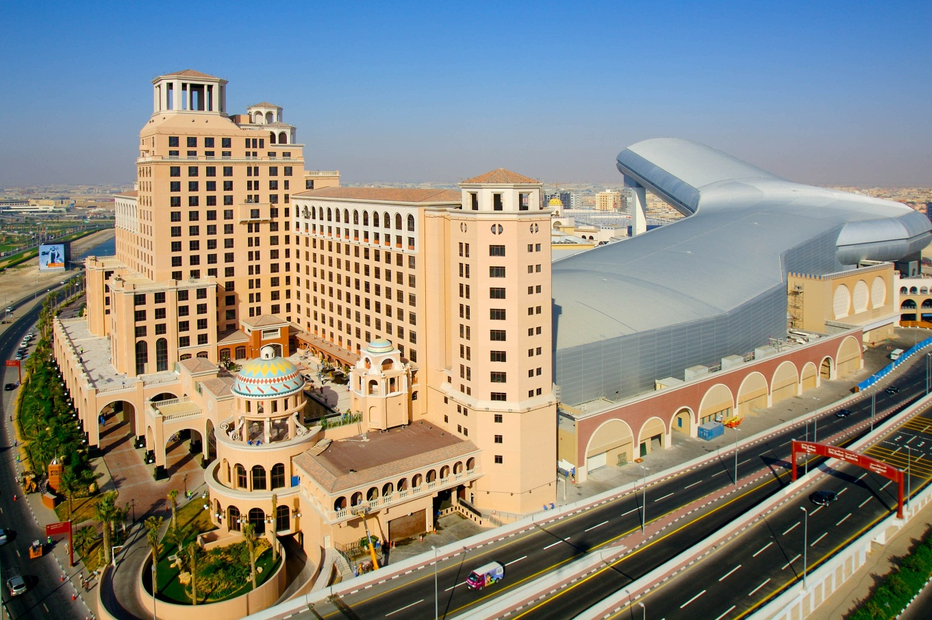 Description: Emirates Mall