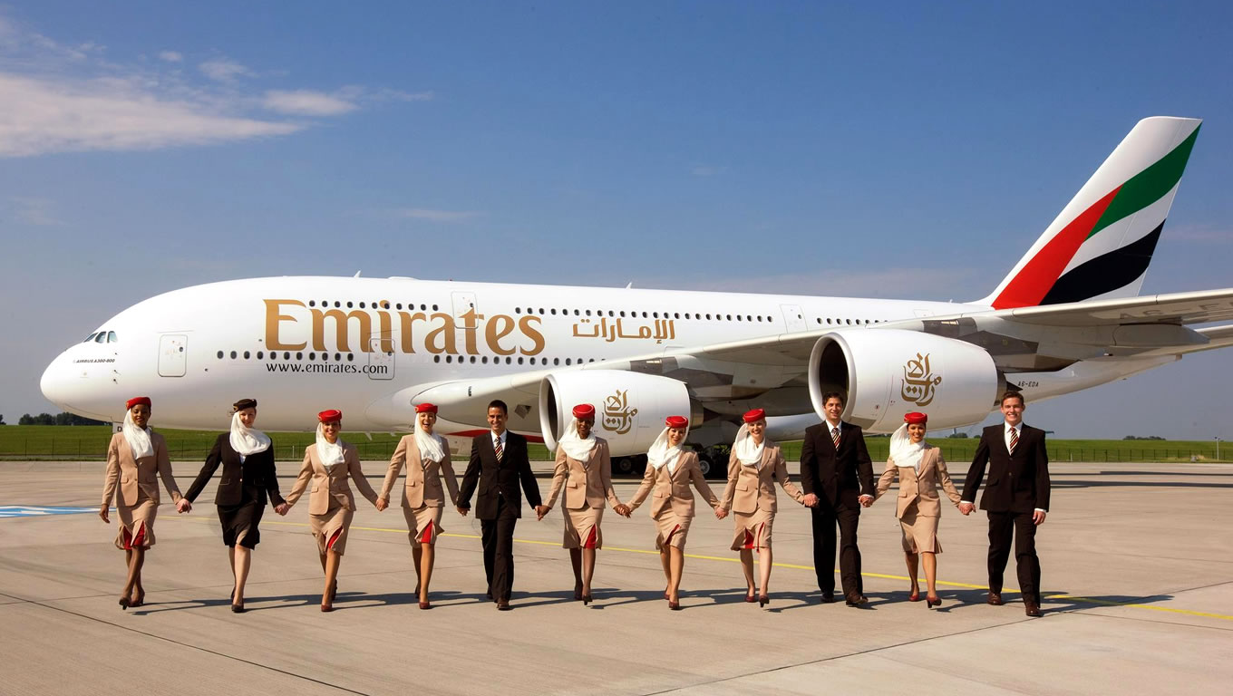 Description: Etihad Airways