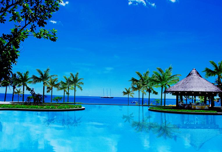 Không gian tình yêu- Sun-spa resort Quảng Bình