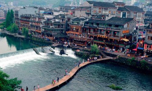 Nam Ninh - Trương Gia Giới - Phượng Hoàng Cổ Trấn 6N5Đ