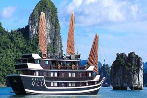 Du Thuyền Hạ Long Aclass Opera Cruise