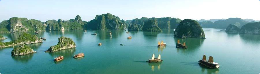 Hà Nội – Hạ Long - Cát Bà- Hà  Nội  ( 3N2D)