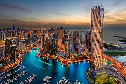 Hà Nội – Dubai – Abu Dhabi Bay Emirate Airlines 5 sao từ 19,9tr