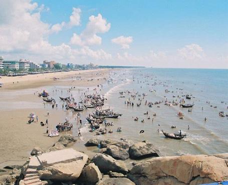 Biển Sầm Sơn - Gala HOT