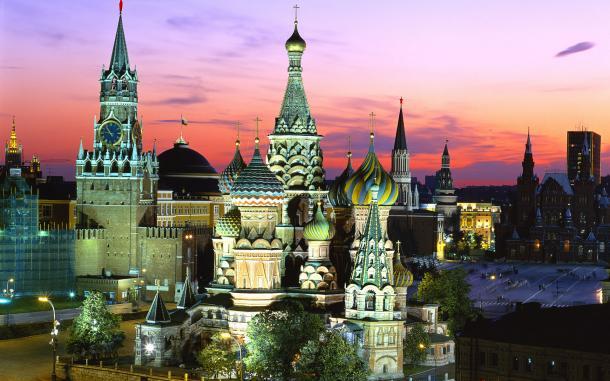 Đêm Trắng Nước Nga Hà Nội - Saint Petersburg - Moscow - Hà Nội