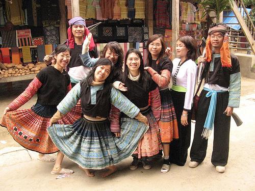 Tour Hà Nội - Mai Châu - Bản Lác