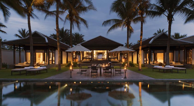 """7 khu resort đắt đỏ đúng chuẩn """"sang, xịn, mịn"""" nhất Việt Nam"""