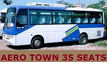 XE 35 CHỖ- Aero town